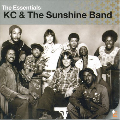 KC The Sunshine Band Boogie Shoes