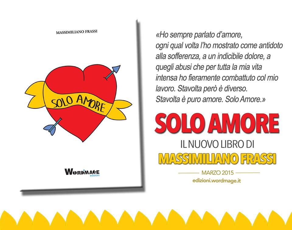 Massimiliano Frassi Solo amore