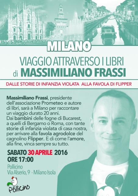 Milano Massimiliano Frassi