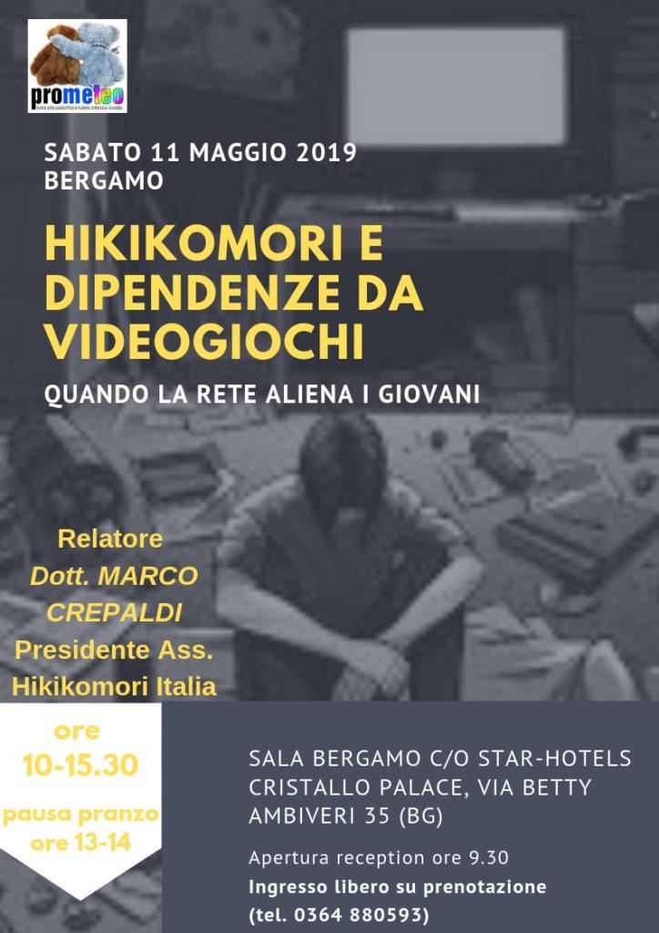 Hikikomori Bergamo Associazione Prometeo